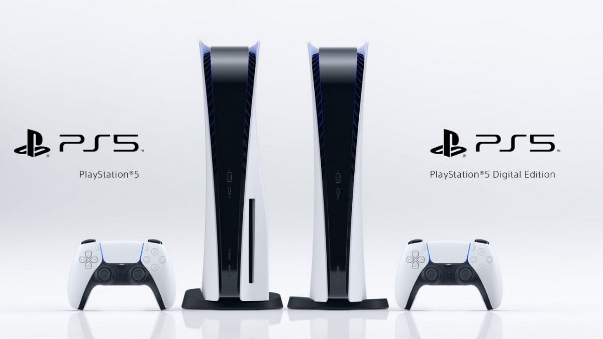 Sony Play Station 5 PS5 2020 design poster official image ps5 price
