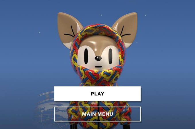 With B Bounce, Burberry marked its first global foray into the world of online gaming
