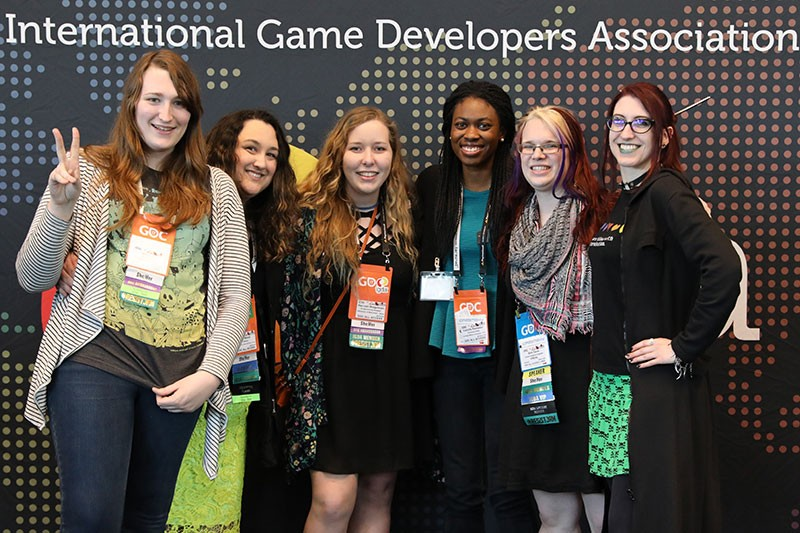 Women are increasing in the gaming industry