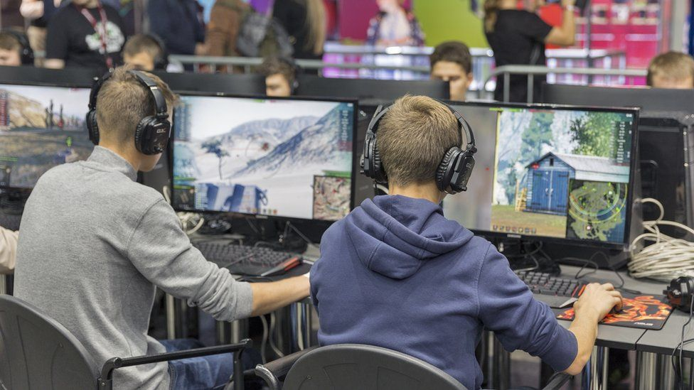 gaming boosts communication
